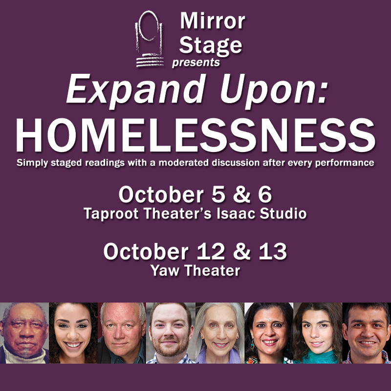 Expand Upon: Homelessness