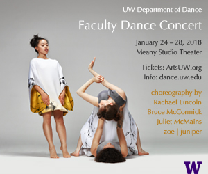 Faculty Dance Concert: Department of Dance