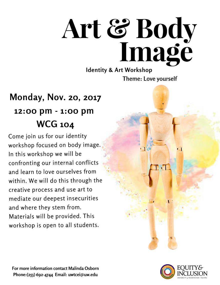 Art & Body Image Workshop