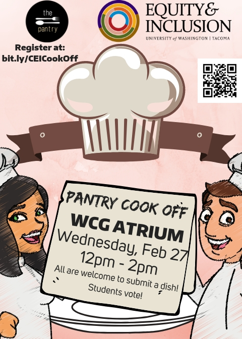 Pantry Cook Off