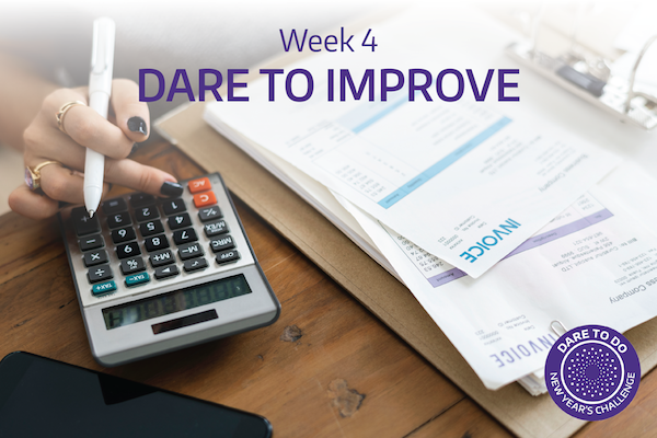 Dare to Improve: Financial Management