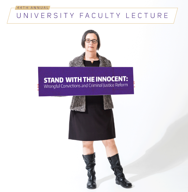 Stand With the Innocent: the 44th annual University Faculty Lecture