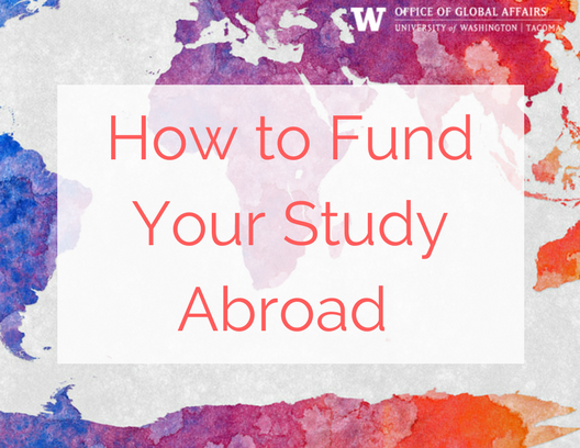 How to Fund Your Study Abroad