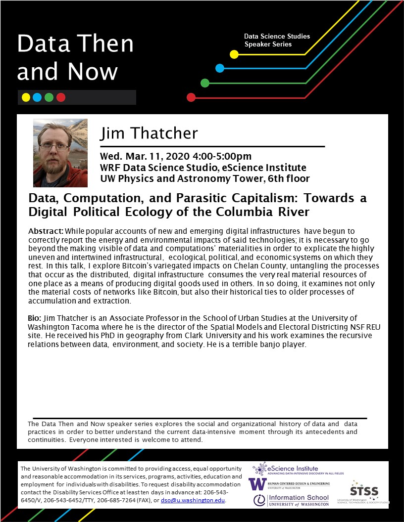 [REMOTE] Data, Computation, and Parasitic Capitalism: towards a digital political ecology of the Columbia River