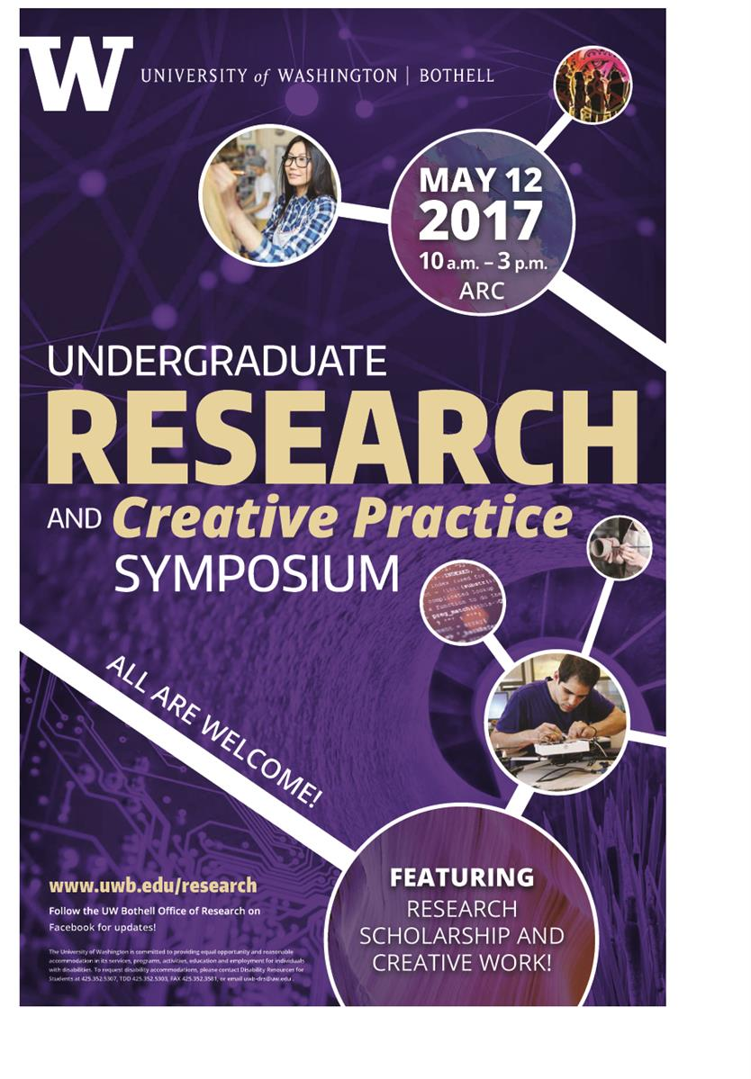 Undergraduate Research and Creative Practice Symposium