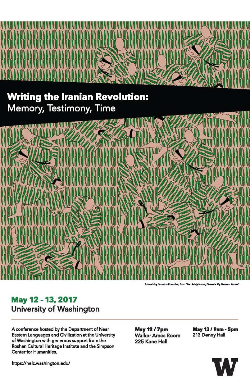 Writing the Iranian Revolution: Memory, Testimony, Time