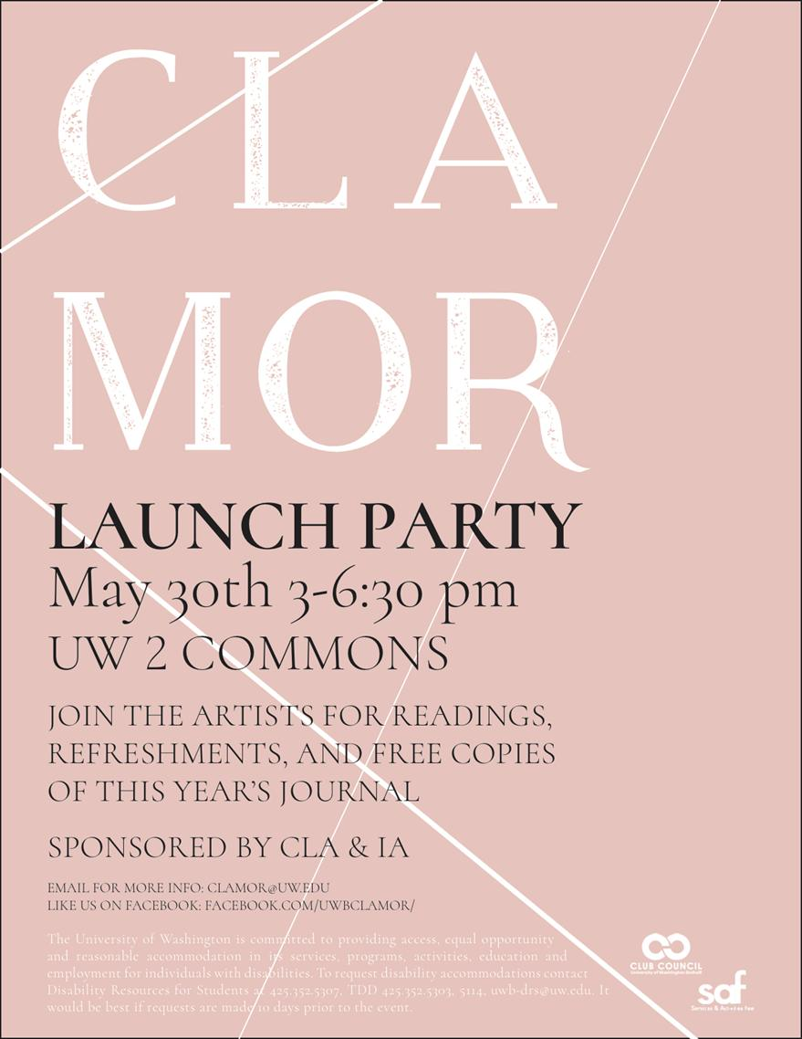 Clamor Journal Launch