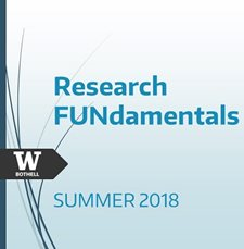 Research FUNdamentals Workshop Series - Session 3: Research Ethics