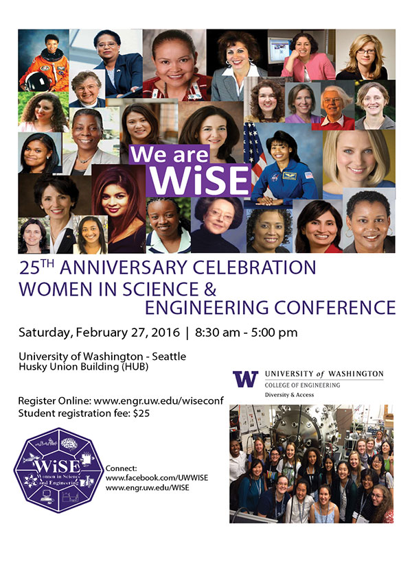 Women in Science & Engineering (WiSE) Conference