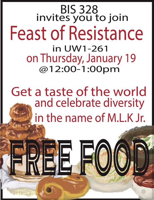 Feast of Resistance