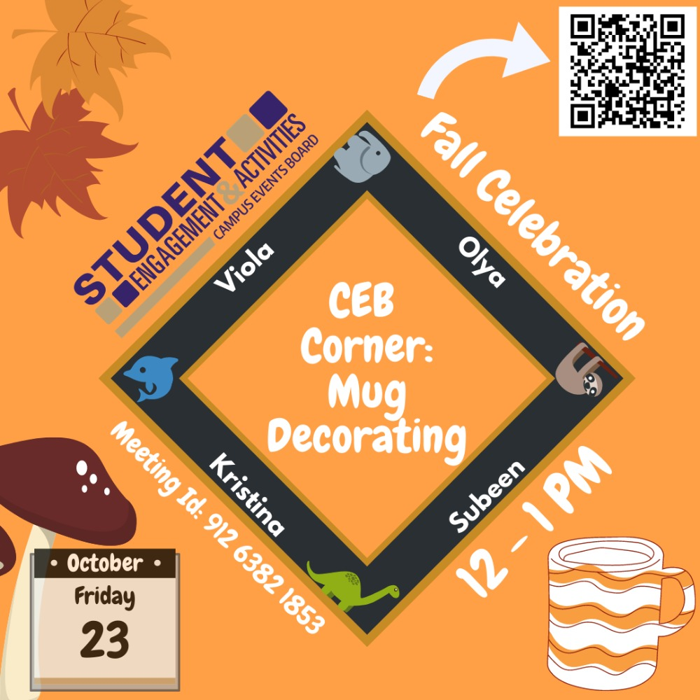CEB Corner: Fall Mug Decorating & Favorite Fall Drinks