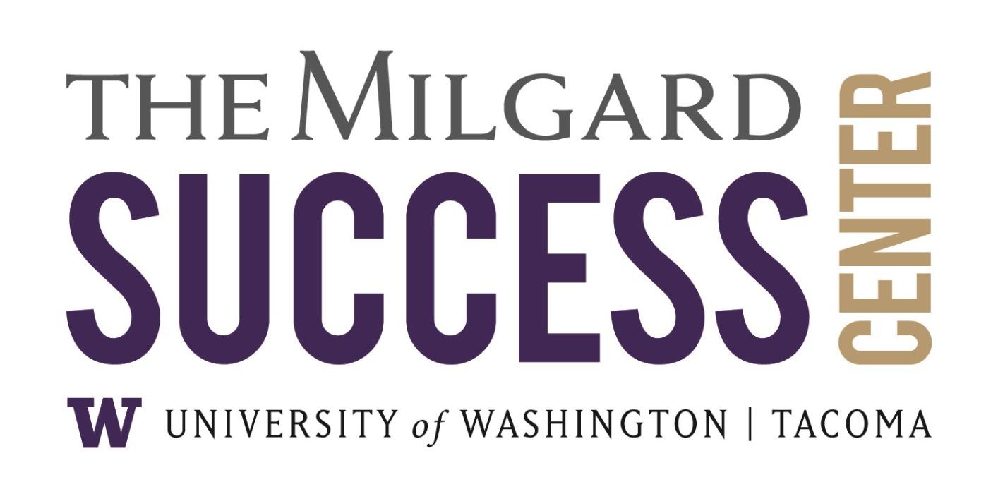 Milgard Alumni Panel: Highlighting the Milgard Success Center