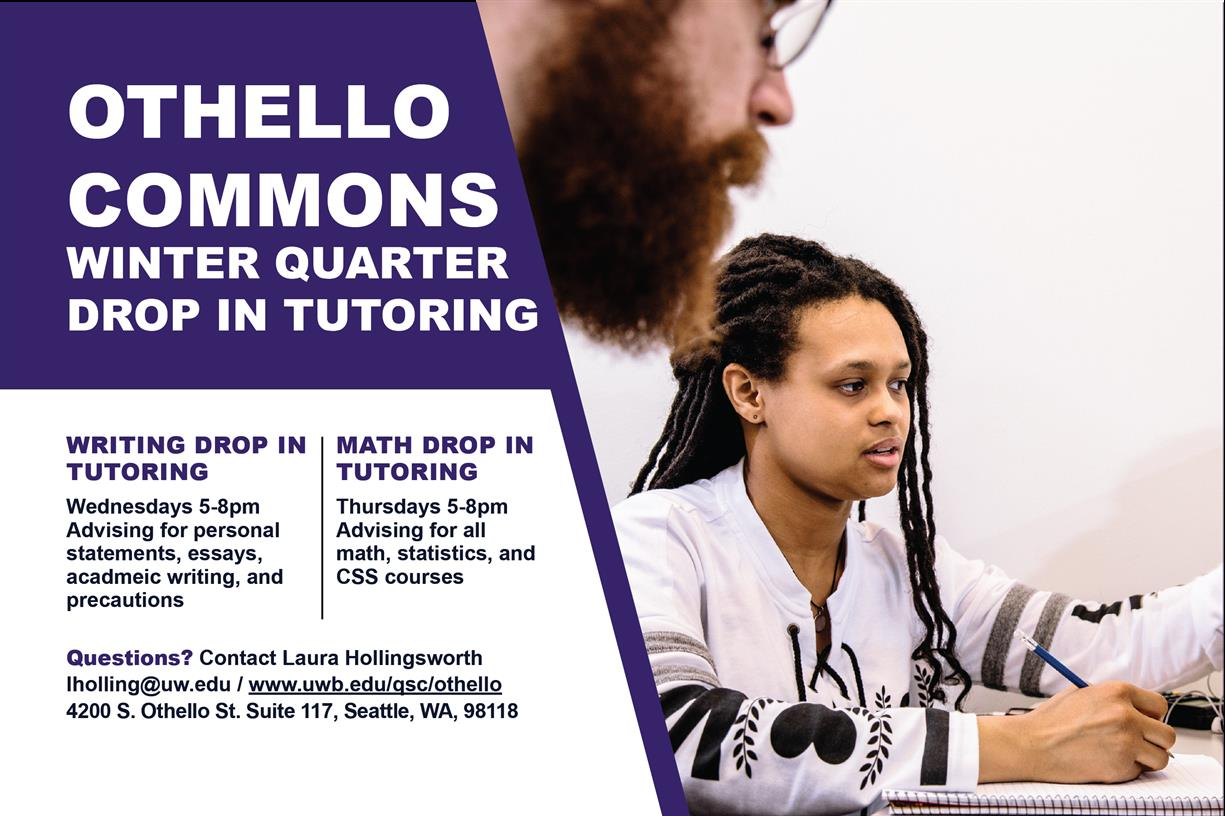Math Drop In Tutoring