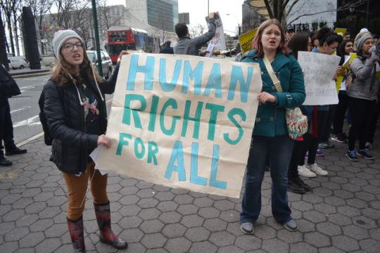 TALK   Human Rights and the Trump Administration