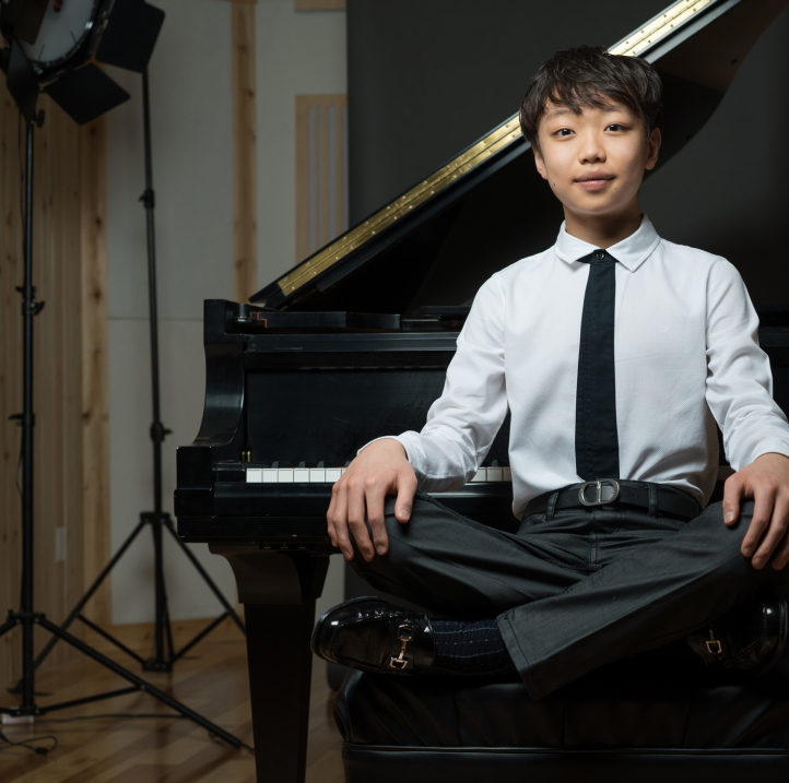 Catch a Rising Star: Nathan Lee, piano