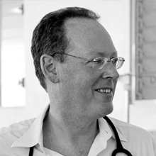 Paul Farmer: The Caregivers' Disease - The History and Political Economy of Ebola in West Africa (Katz Lecture)
