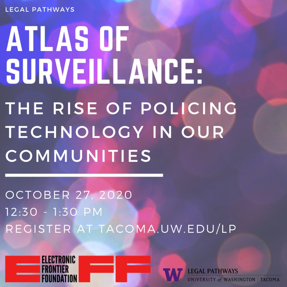 Atlas of Surveillance: The Rise of Policing Technology in Our Communities