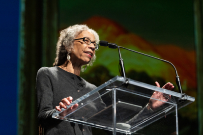 "POSTPONED: Katz Distinguished Lecture: Ruth Wilson Gilmore, ""Meanwhile: Making Abolition Geographies"""
