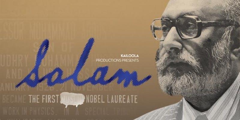 Salam: The First ****** Nobel Laureate