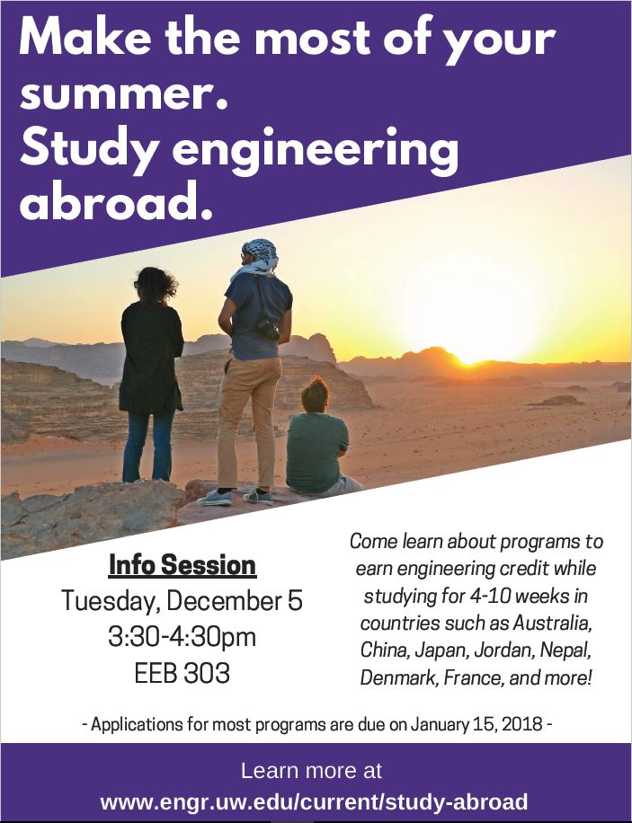 Engineering Japan: Information Session