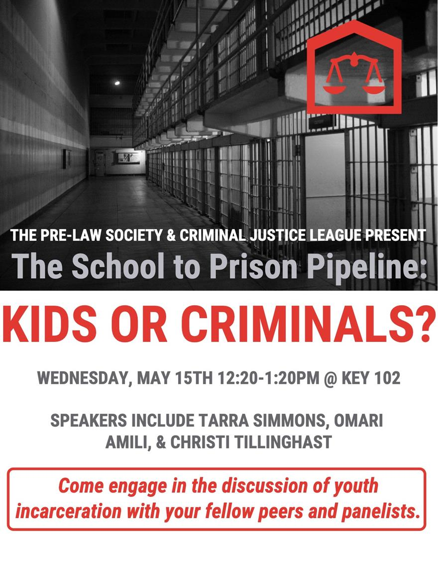 The School to Prison Pipeline: Kids or Criminals?