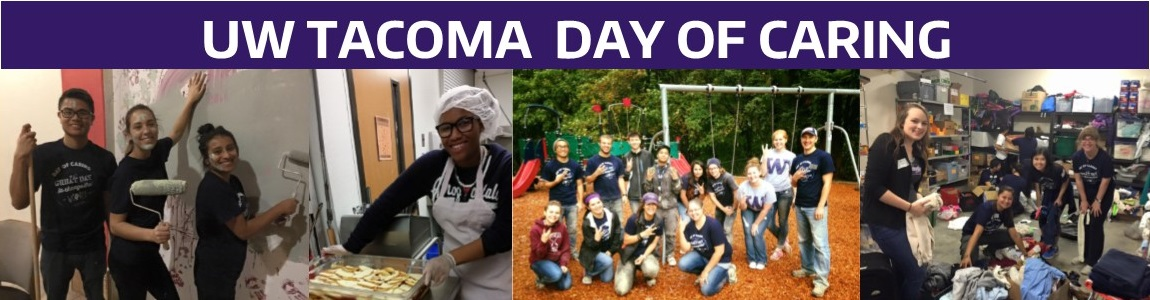 UW Tacoma Day of Caring