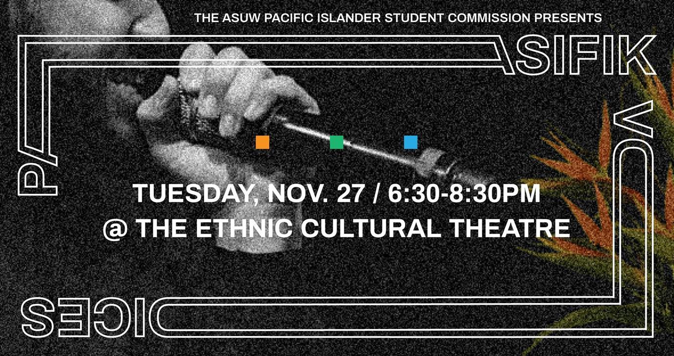 Pasifik Voices Talent Showcase