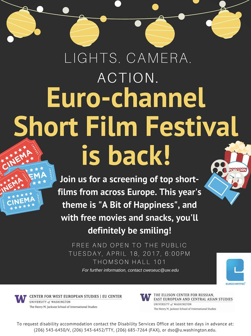 Euro Channel Short Film Festival