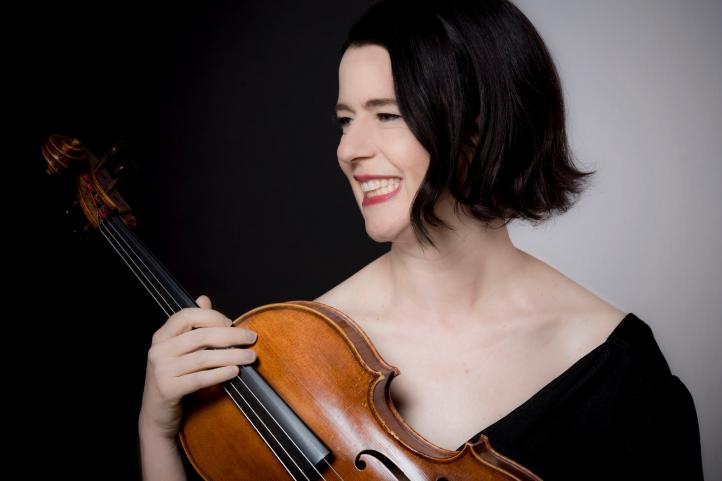 """Faculty Recital: Melia Watras, viola, """"Folk"""""""