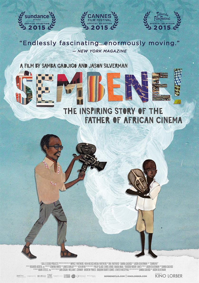 Sembene! Film screening and post viewing discussion with filmmakers