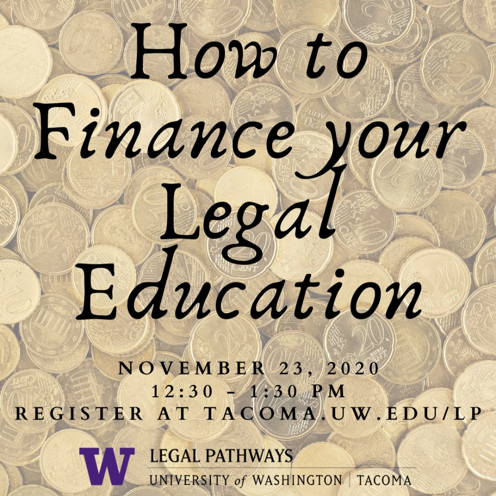 Funding Your Legal Education