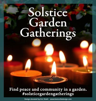 UW Botanic Gardens: Solstice Garden Gathering