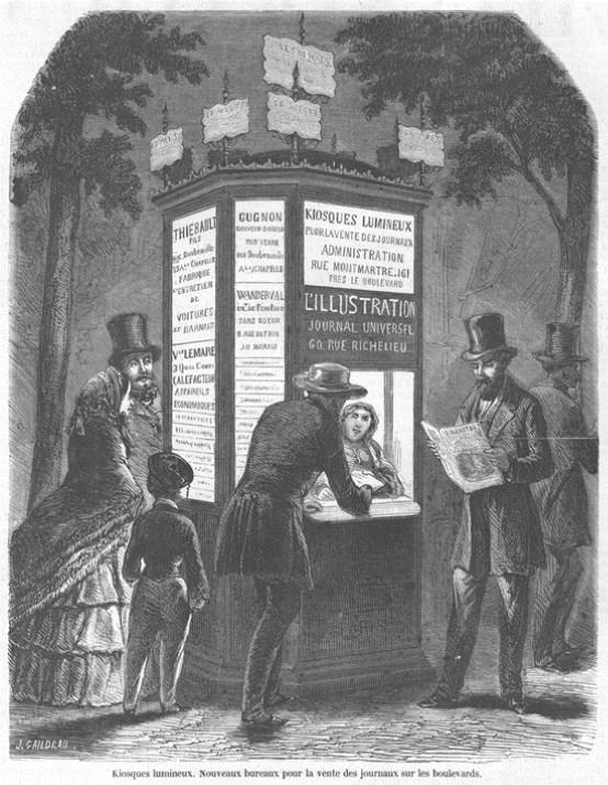 Alain Vaillant: Modernité et révolution médiatique dans la France du XIXe siècle