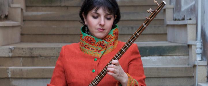 Ethnomusicology Visiting Artist Concert: Sepideh Raissadat