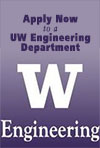 Online Admissions for UW Engineering Departments