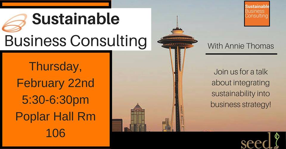 Sustainable Business Consulting featuring Annie Thomas