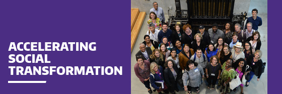 Registration Deadline: Accelerating Social Transformation Certification Course (Seattle)