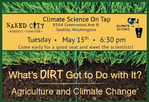 Climate Science on Tap: What's DIRT got to do with it?