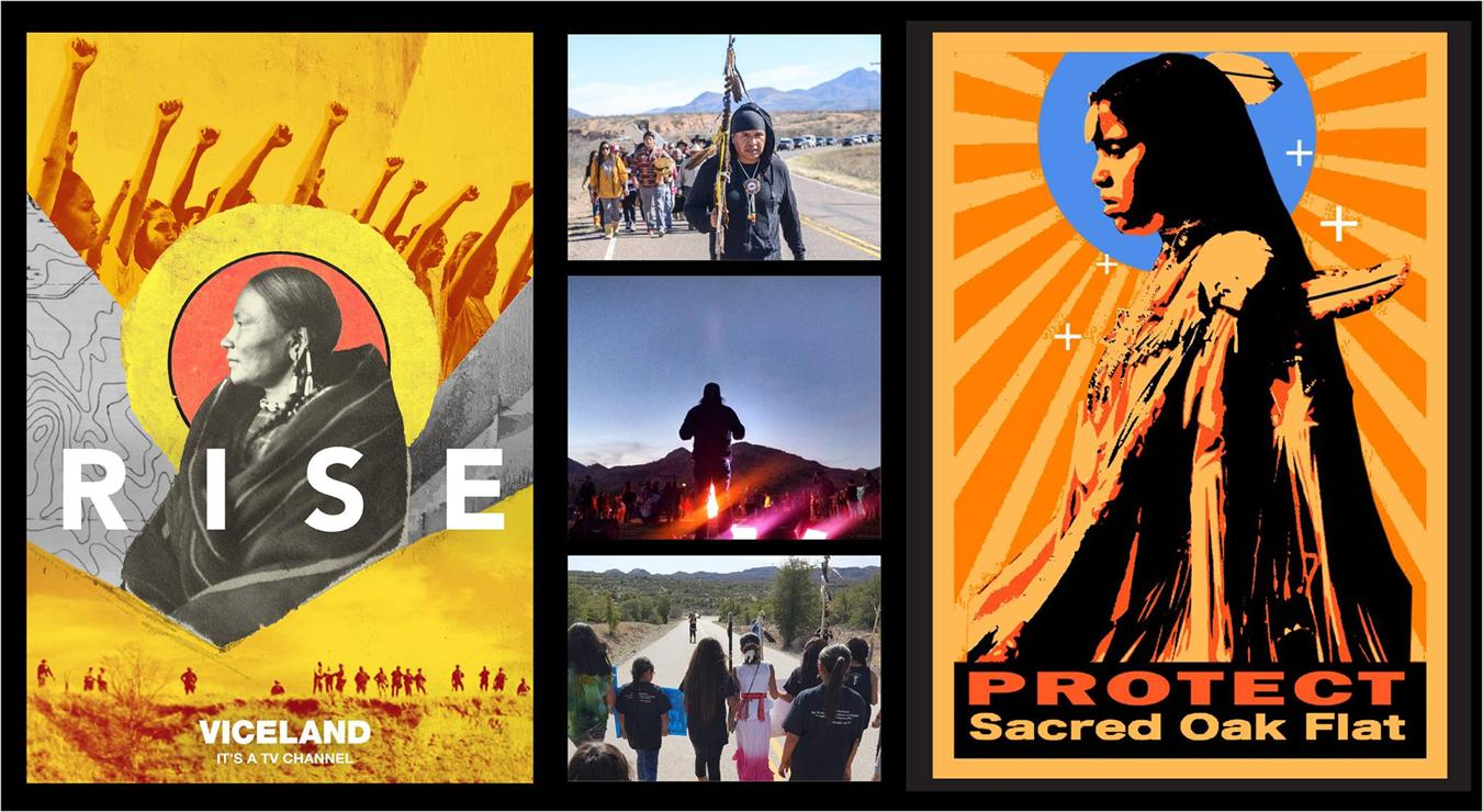 RISE - Apache Stronghold Film Screening