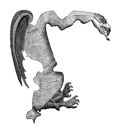 All Districts Are Gerrymandered, But How Matters!| Grit City Think&Drink