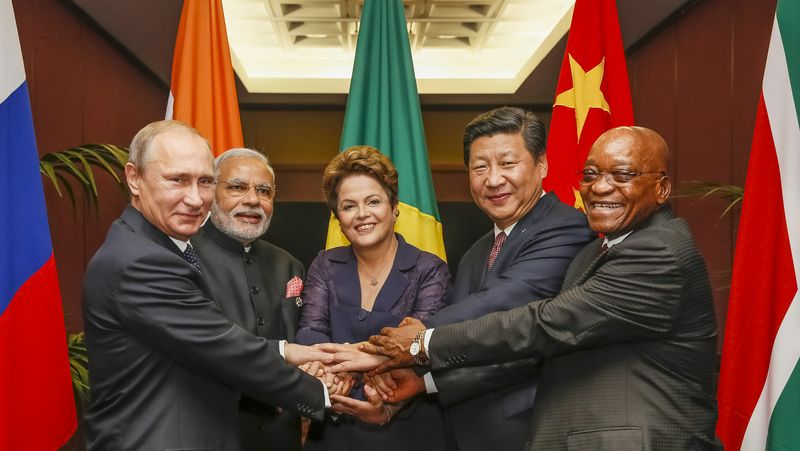 BRICS on the Firewall: International Perspectives on Cybersecurity and Encryption