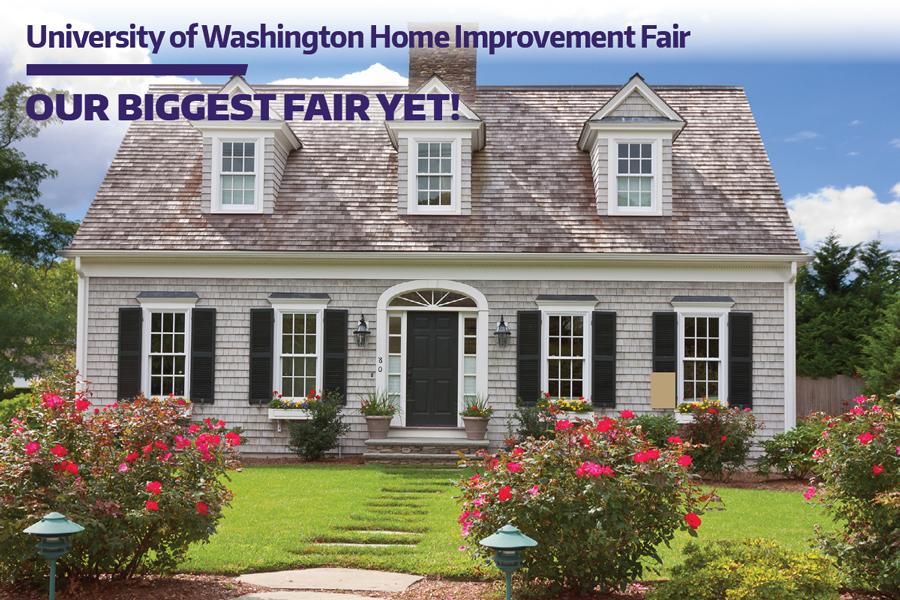 20th Annual UW Home Improvement Fair