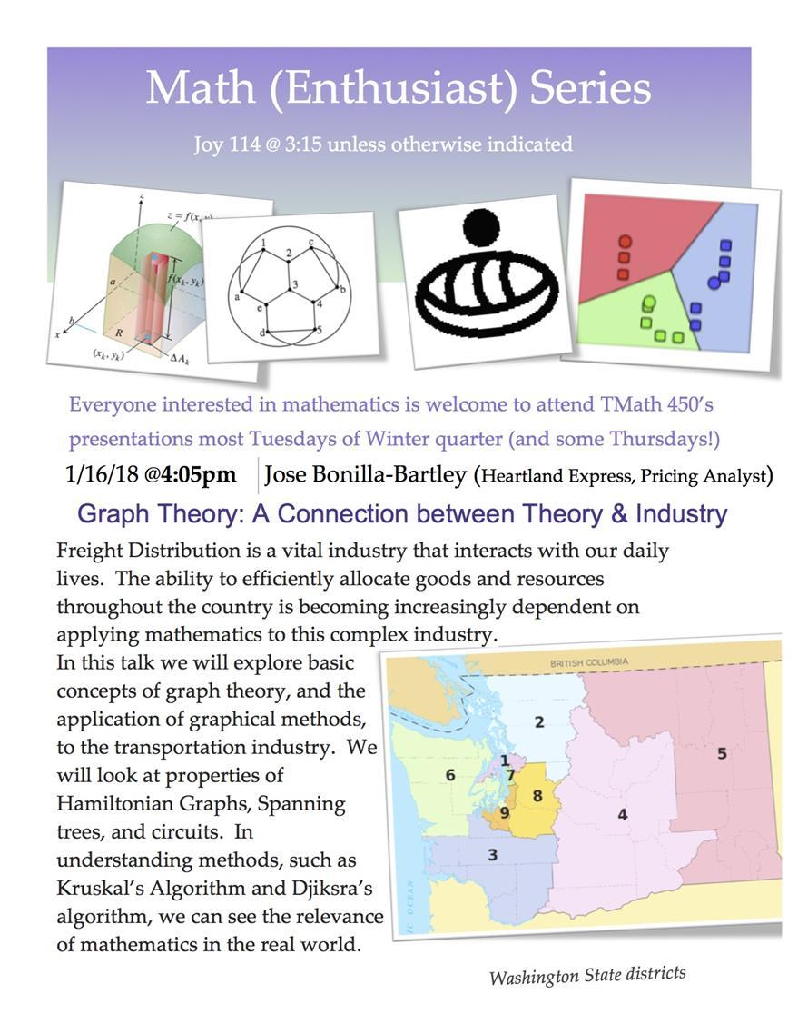 Math (Enthusiast) Series: Jose Bonilla-Bartley