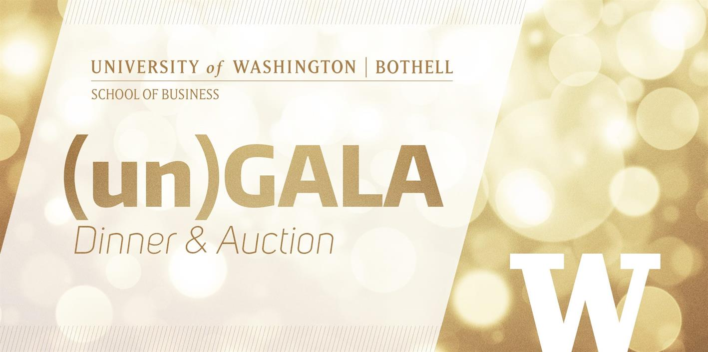 School of Business UnGala Dinner and Auction