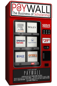 """Movie Screening: """"Paywall: The Business of Scholarship"""""""
