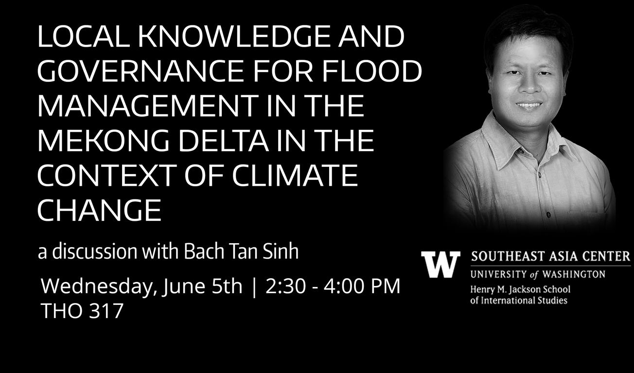 Local Knowledge and Governance for Flood Management in The Mekong Delta in The Context of Climate Change