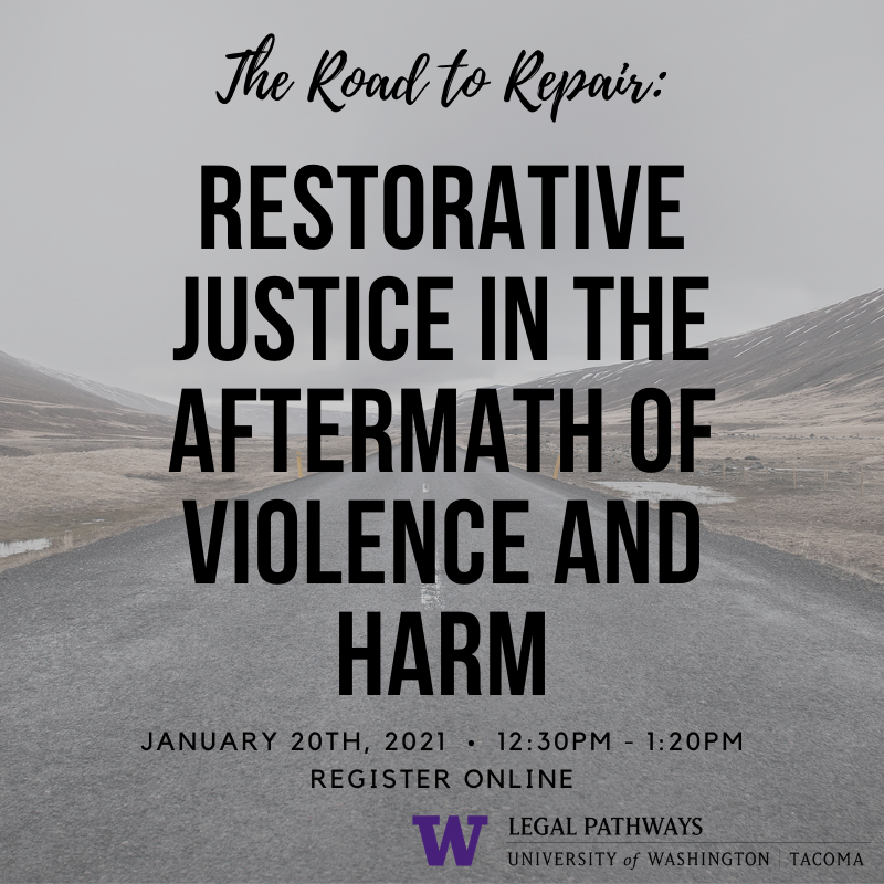 The Road to Repair: Transformative and Restorative Justice in the Aftermath of Violence