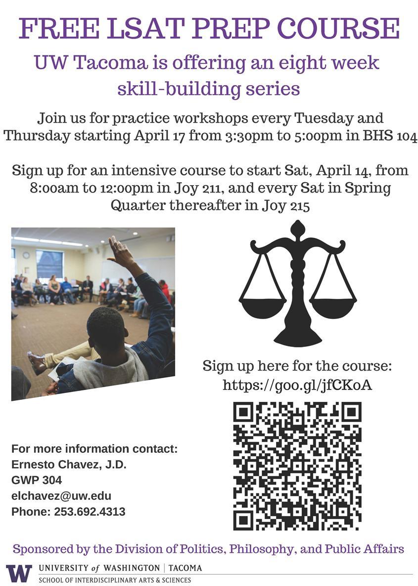 Free LSAT Prep Course