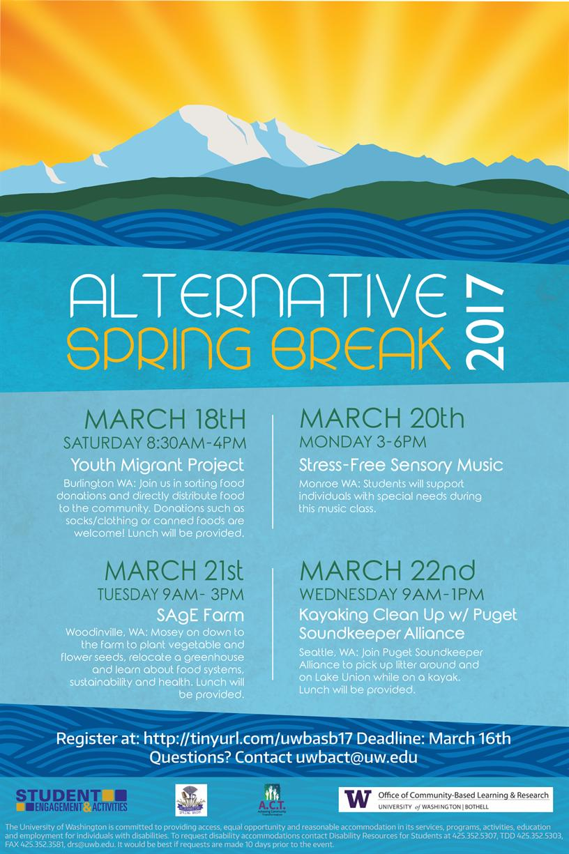 Alternative Spring Break: SAgE Farm