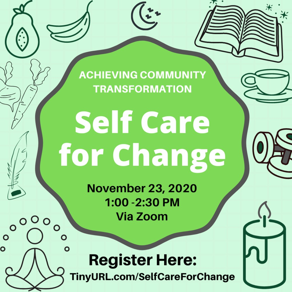 Self Care for Change